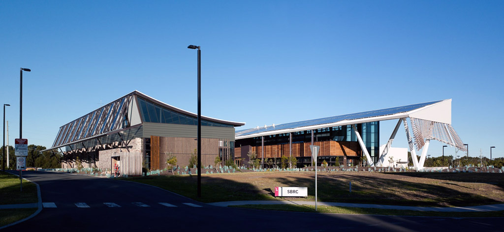 Translucent Walls SBRC University of Wollongong New South