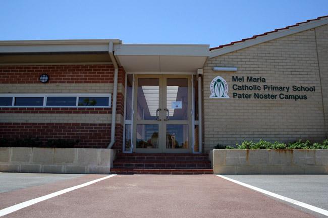 Mel Maria Catholic School Entrance Skylight Myaree Perth