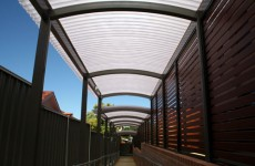 Curved Walkways/ Hollywood Hospital Nedlands Perth