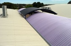 Barrel Vault/ Sunrise Christian College Morphett Vale Adelaide