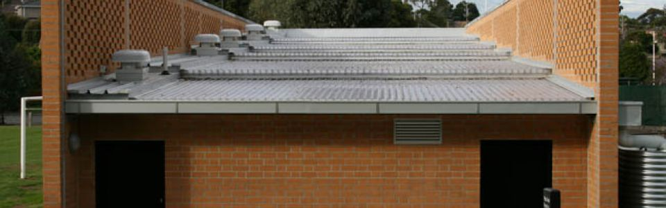 Soccer Pavilion 17 Park Avenue Doncaster Melbourne