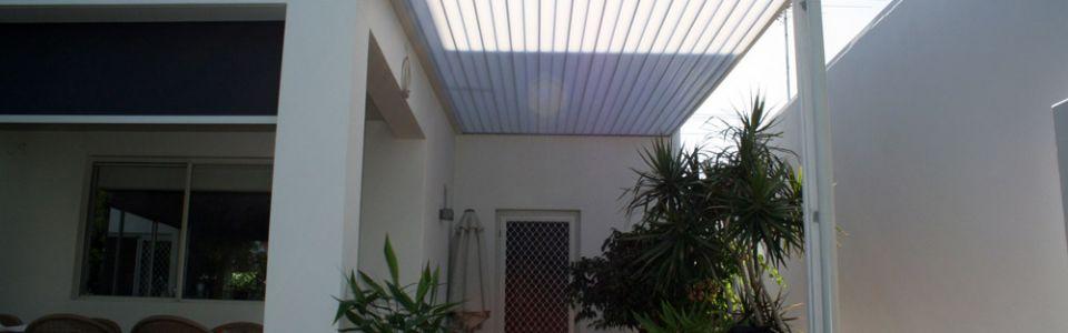 Residential Translucent Pergola's Mosman Park Perth
