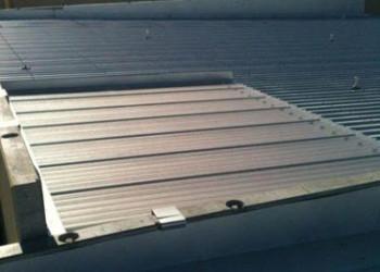 Translucent Skylight Rj Vincent Warehouse Balcatta Perth