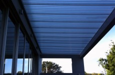 Residential Clear Fairlight Pergola Sydney