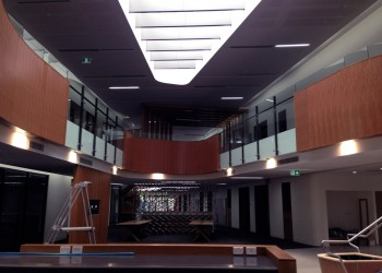 Translucent Skylight Immanuel College Redevelopment
