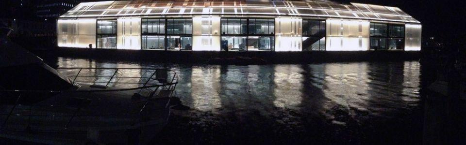 New Ferry Terminal Brooke Street Pier Hobart