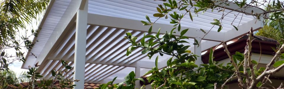 Translucent Pergola Maylands Perth