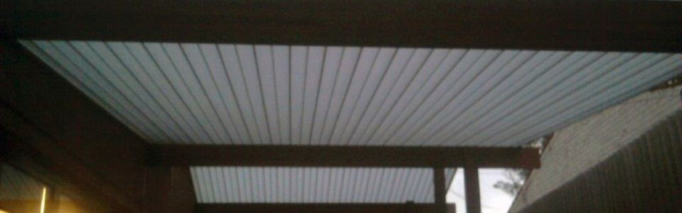 Translucent Rear Pergola Trigg Perth