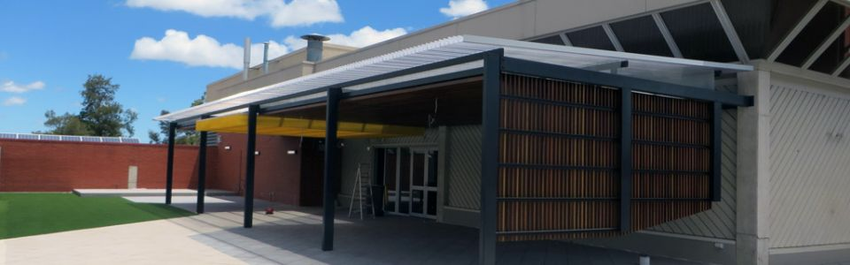 Translucent Canopy Para West Adult Campus Tafe Adelaide