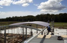 Barrel Vault/ St Josephs High School Port Macquarie