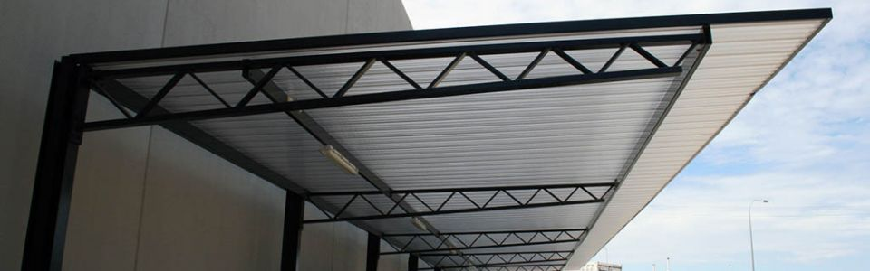 Contract Power 101 Large Everbright Translucent Carport Kewdale